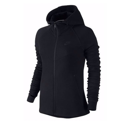 Tech Fleece Full Zip Hoodie by Nike in Keeping Up With The Kardashians - Season 12 Episode 15