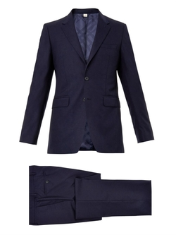 Millbank Two-Button Wool Suit by Burberry London in Suits