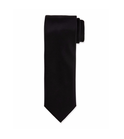 Satin Tie by Brioni in Suits