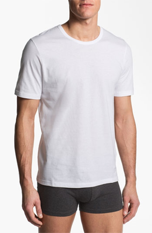 Crewneck T-Shirt by Boss Hugo Boss in McFarland, USA