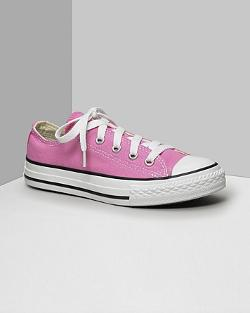 All Stars Girls' Low Cut Sneakers by Converse in And So It Goes