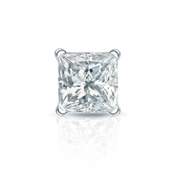 Martini Diamond Stud Earrings by Diamond Wish in Ballers