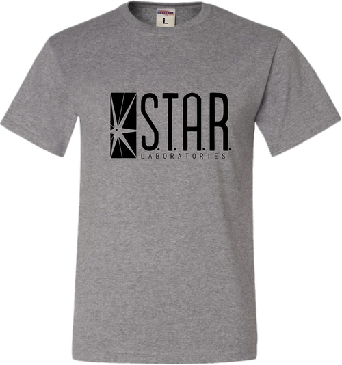 Star Labs T-Shirt by Go All Out Screenprinting in The Flash - Season 2 Episode 22