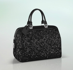Fall 2012 Sequin Bag by Louis Vuitton  in Gossip Girl
