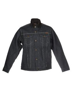 Denim Outerwear Jacket by Carhartt in Hall Pass