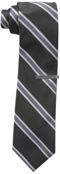 Men's Stripe Tie by Nick Graham in Neighbors 2: Sorority Rising
