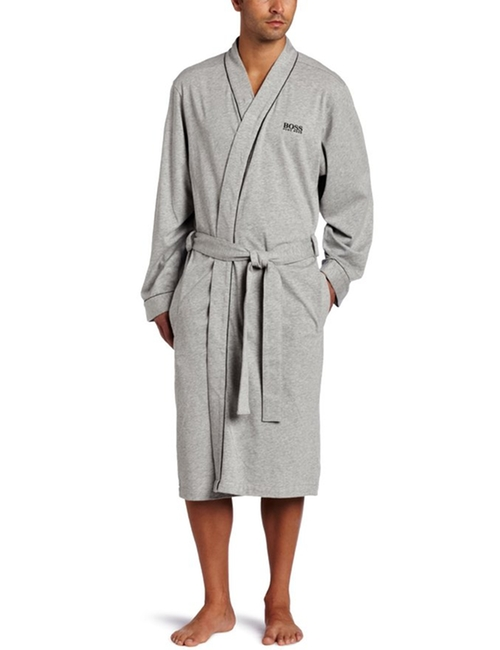Men's Cotton Kimono Robe by Hugo Boss  in Popstar: Never Stop Never Stopping