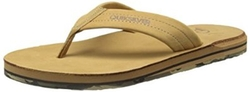 Carver Point Sandals by Quiksilver in Ballers