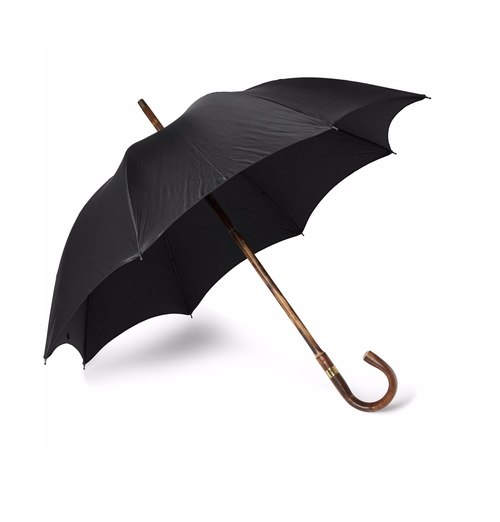 Chestnut Wood-Handle Umbrella by Kingsman in Kingsman: The Secret Service