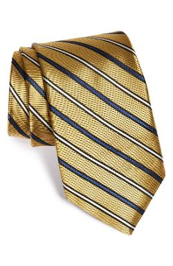 Woven Silk Tie by Nordstrom in Anchorman 2: The Legend Continues