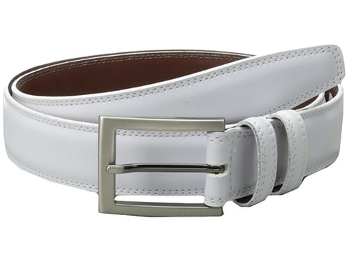 Aniline Leather Belt by Torino Leather Co. in Blow