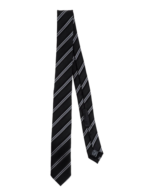 Stripe Tie by Les Hommes in Daddy's Home