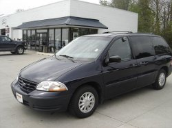 Windstar Wagon Minivan by Ford in Vice