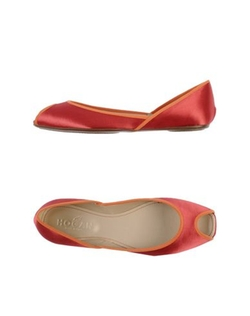 Ballet Flats by Hogan in Bridesmaids