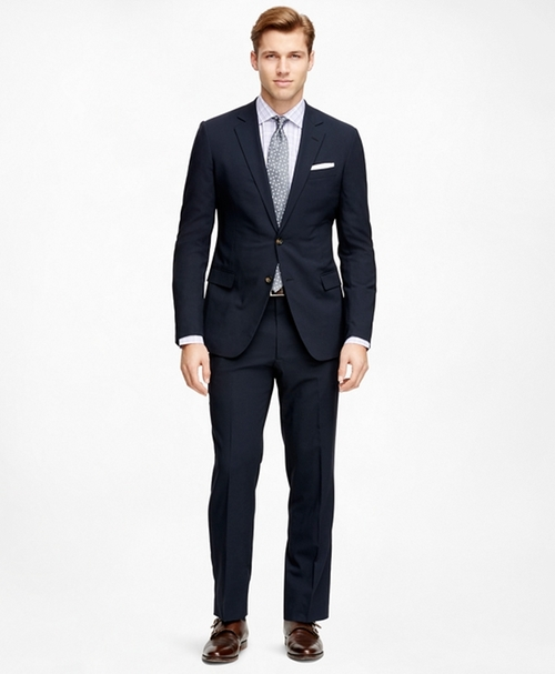 Fitzgerald Fit BrooksCool Suit by Brooks Brothers in Scandal