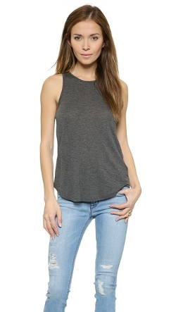 The Bare Tank Top by The Lady & The Sailor in Absolutely Anything