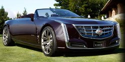 Ciel Concept Convertible Car by Cadillac in Entourage