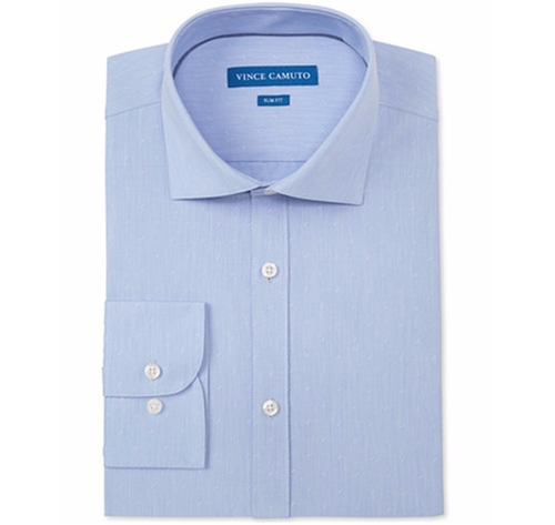 Dobby Dress Shirt by Vince Camuto in The Girl on the Train