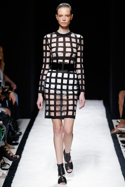 Spring 2015 Cage Top by Balmain in Keeping Up With The Kardashians