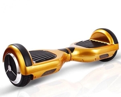 Gold Hoverboard by Hoverboard USA in Empire
