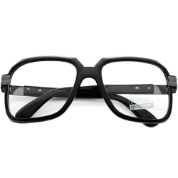 Oversized Clear Lens Square Glasses by Wear Me Pro in American Horror Story