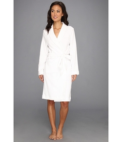 Plush Terry Wrap Robe by Hanro in The Hundred-Foot Journey
