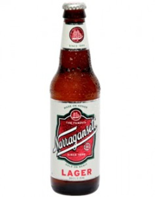 Lager Beer by Narragansett in Hall Pass