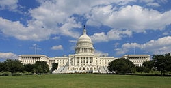 Washington, D.C. by United States Capitol in Scandal