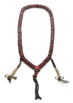Bead Necklace by Saint Laurent in Zoolander 2