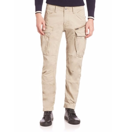Tapered Pants with Cargo Pockets by G-Star Raw in Rogue One: A Star Wars Story