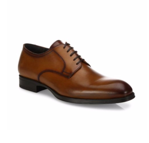 Burnished Toe Calfskin Oxford Shoes by To Boot New York in Crazy, Stupid, Love.