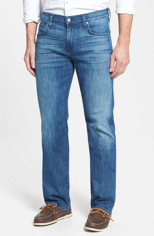 'Carsen - Luxe Performance' Straight Leg Jeans by 7 For All Mankind in Run All Night