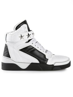 'Tyson' High Top Sneakers by Givenchy in Ballers