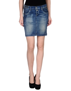 Denim Skirt by Take-Two in 99 Homes