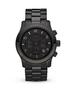 Men's Black Watch by Michael Kors in Need for Speed