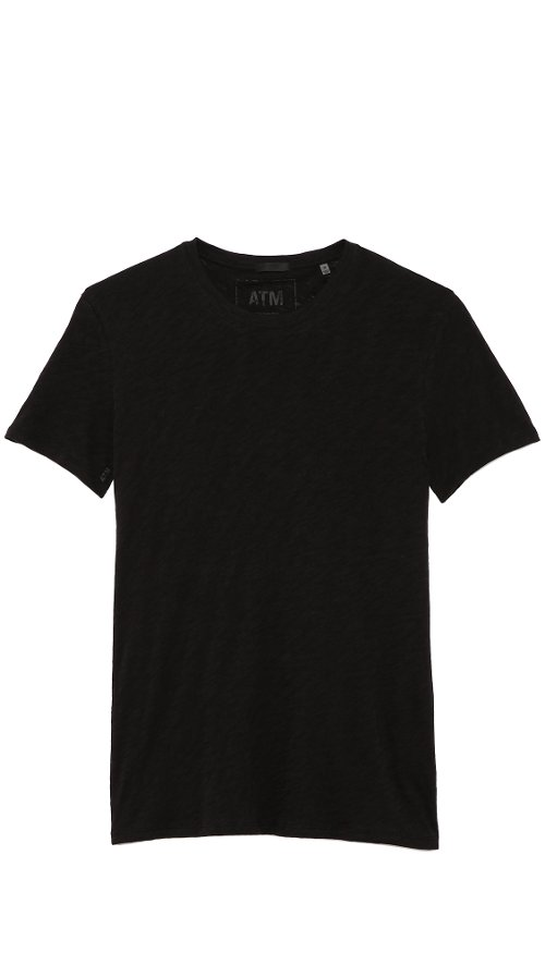 Slub Jersey T-Shirt by ATM Anthony Thomas Melillo in The Gunman