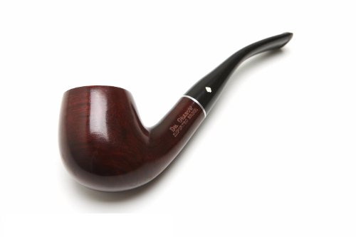 Savoy Smooth Tobacco Pipe by Dr Grabow in Shutter Island