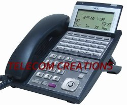 IP 24-Button Display Phone by Nec UX in (500) Days of Summer