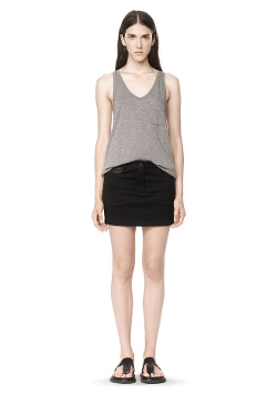 Classic Tank Top by T By Alexander Wang in Entourage