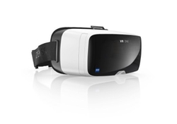 Virtual Reality Headset by Zeiss VR One in The Big Bang Theory