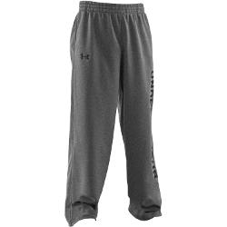 Big Boys' Armour Fleece Storm Pants by Under Armour in Ride Along