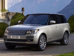 Range Rover SUV by Land Rover in Keeping Up With The Kardashians