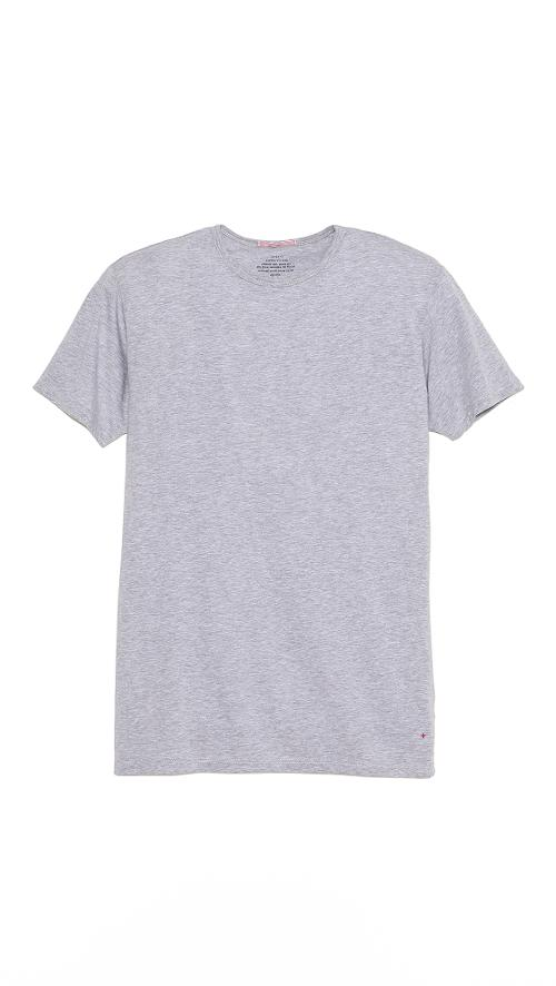 Crew Neck T-Shirt by Apolis in A Walk Among The Tombstones
