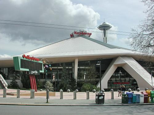 KeyArena Seattle, Washington, USA in Laggies