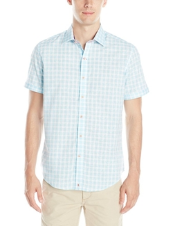 Maro Reef Button Down Shirt by Robert Graham in American Pie