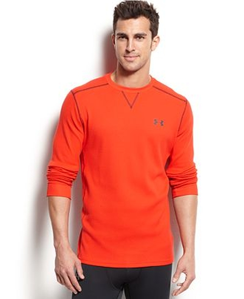 Men's Amplify Long-Sleeve Thermal T-Shirt by Under Armour in Ballers - Season 1 Episode 2