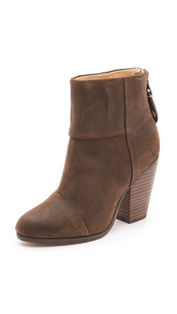 Classic Newbury Booties by Rag & Bone in Arrow