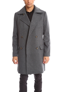 Officers Coat by Shades of Grey in Ocean's Eleven