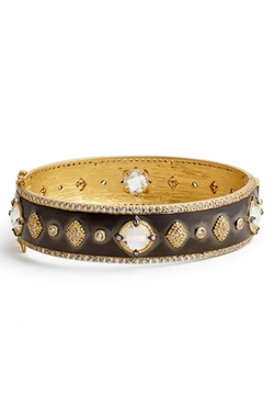 'Metropolitan' Bangle Bracelet by Freida Rothman in Bridesmaids