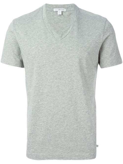 V-Neck T-Shirt by James Perse in The Choice